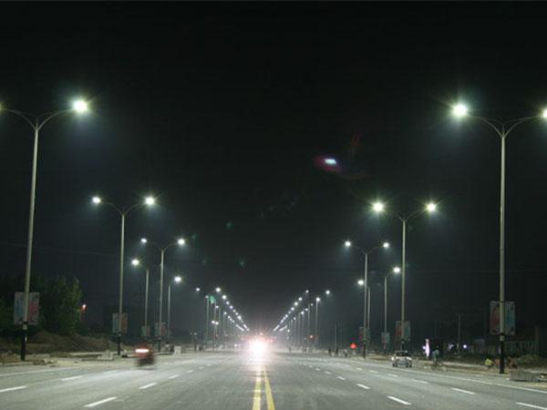 潍坊富亭街夜景