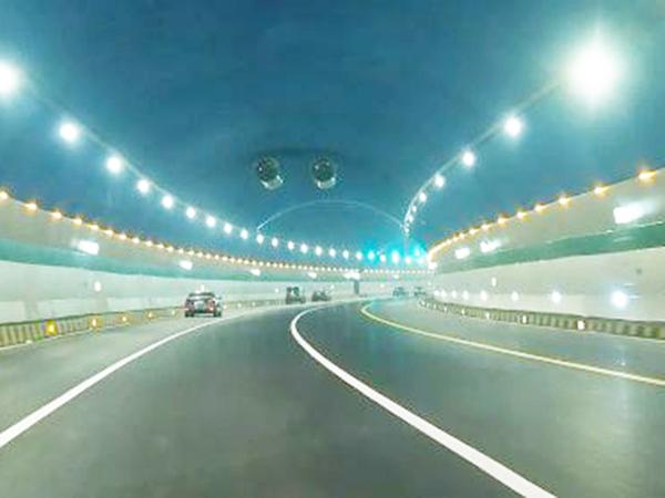 济南老虎山隧道