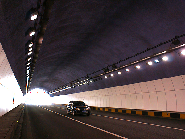 济南绕城高度济南连接线速隧道查明