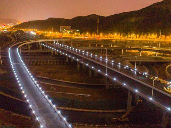 京沪高速济南绕城景观项目